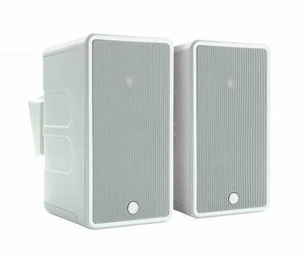 Monitor Audio Climate 60 Outdoor Aufbaulautsprecher Weiß Front/Vorne