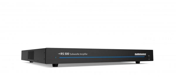 AudioControl RS 500 Endstufe Front/Vorne