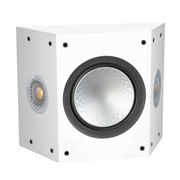 Monitor Audio Silver FX OnWall Lautsprecher Front/Vorne Weiß