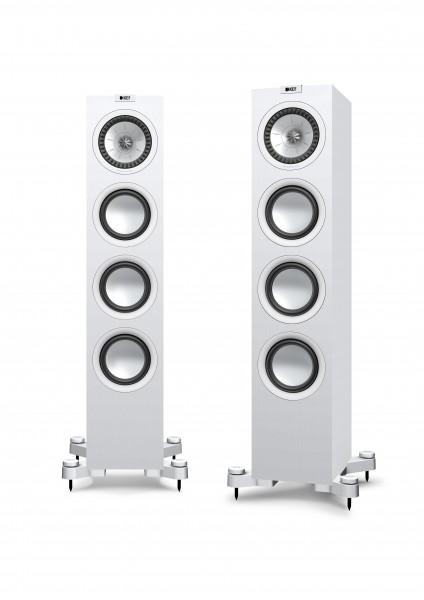 Kef Q550 Standlautsprecher Paar Weiß