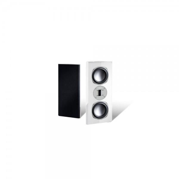 Quadral Aurum Phase C6/R6 OnWall Lautsprecher Front/Vorne Weiß