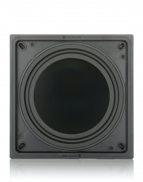 Monitor Audio IWS-10 InWall Subwoofer Front/Vorne