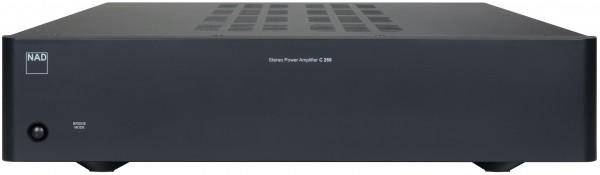 NAD C268 Digital Stereo Endstufe Front/Vorne