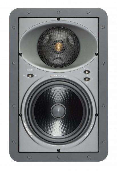 Monitor Audio W380-IDC InWall Einbaulautsprecher Front/Vorne