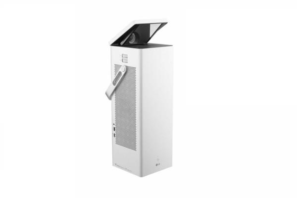 LG   Presto HU80KSW Laser 4K Beamer