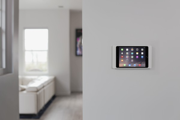 iPort Luxe Wall Station iPad Mount Ambiente Weiß