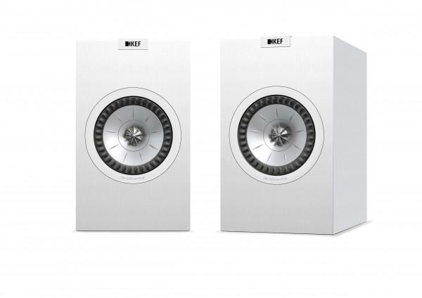Kef Q150 Regallautspecher Paar Weiß