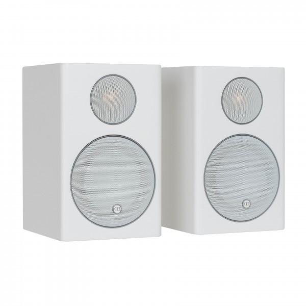 Monitor Audio Radius 90 Regallautsprecher Weiß Paar