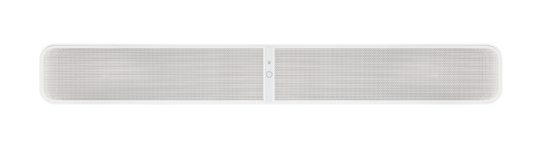 Bluesound Pulse Soundbar 2i Front/Vorne Weiß
