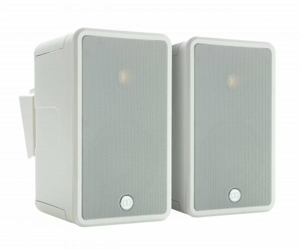 Monitor Audio Climate 50 Outdoor Aufbaulautsprecher Weiß Front/Vorne