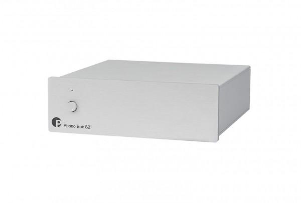 Pro-Ject Phono Box S2 Verstärker Front/Vorne Weiß