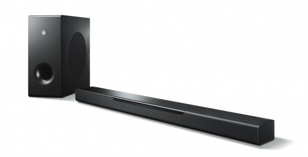 Yamaha MusicCast Bar 400 Soundbar Front/Vorne