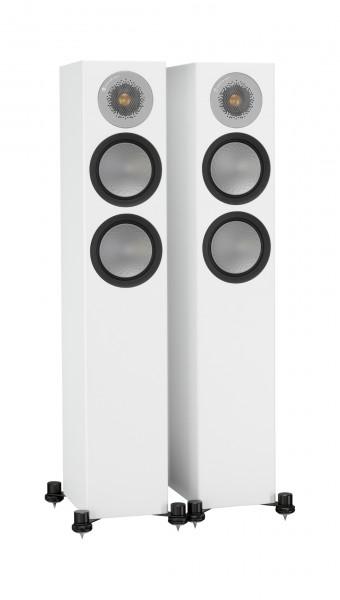 Monitor Audio Silver 200 Standlautsprecher Front/Vorne Weiß