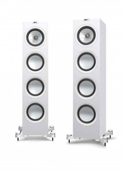 Kef Q750 Standlautsprecher Paar Weiß