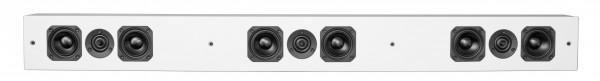 Artcoustic SL Multi Soundbar Weiß Front/Vorne