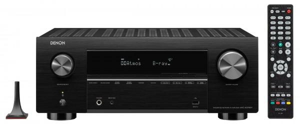 ANY.media - Denon AVC-X3700H 9.2 AV Receiver 8K Hdmi 2.1 Front