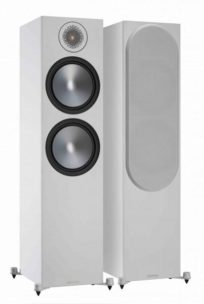 Monitor Audio Bronze 500 Standlautsprecher Front/Vorne Weiß