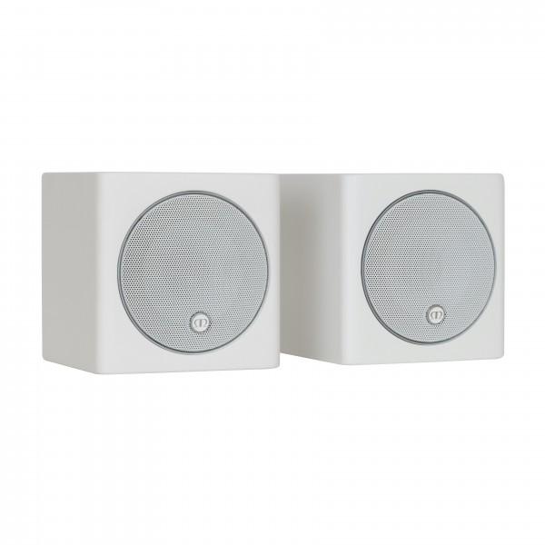 Monitor Audio Radius 45 Kompaktlautsprecher Weiß Paar