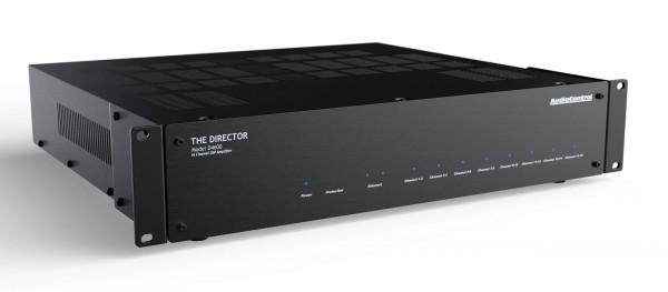 AudioControl Director D4600 Endstufe Front/Vorne