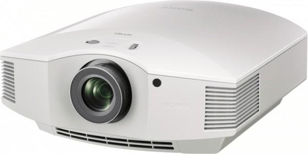 Sony VPL-HW45ES FullHD Beamer Front/Vorne Weiß