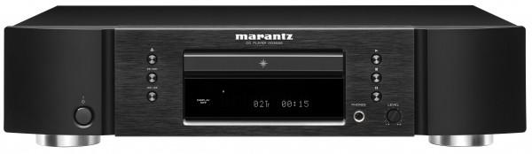 Marantz CD5005 CD Player Schwarz Front/Vorne