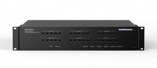 AudioControl Architect P2280 EQ Endstufe Front/Vorne