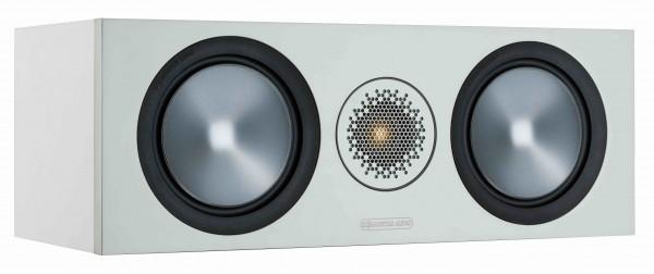 Monitor Audio Bronze C150 Center Front/Vorne Weiß