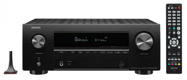 ANY.media - Denon AVR-X2700H 7.2 AV Receiver 8K Hdmi 2.1 Front