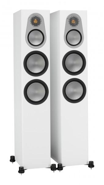 Monitor Audio Silver 300 Standlautsprecher Front/Vorne Weiß