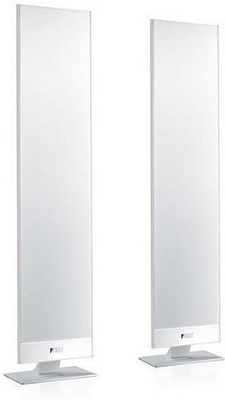Kef T301 OnWall Lautsprecher Paar Weiß